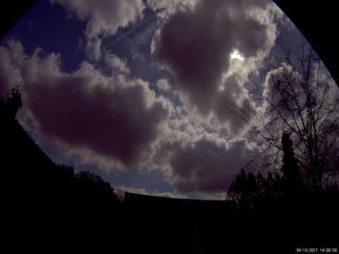 2017-04-13 Belgium Gavere - Geo engineering in progress - time lapse