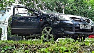 Nissan Almera Tino / Рутина или мечта контрабандиста? /  Обзор и тест-драйв