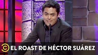 """El Roast de Héctor Suárez - Hugo """"El Cojo Feliz"""""""