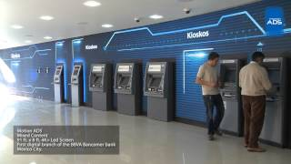DSE 2014 Content Nominee — Motion Ads for BBVA - Bancomer Digital Bank (2 of 2)