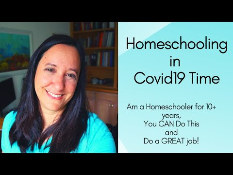 Homeschooling in Covid19 quarantine