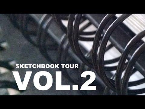 Sketchbook Tour [Vol.2]