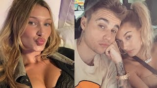 Bella Hadid & The Weeknd Have An AWKWARD Post Breakup Run In! Justin & Hailey READY For Wedding!