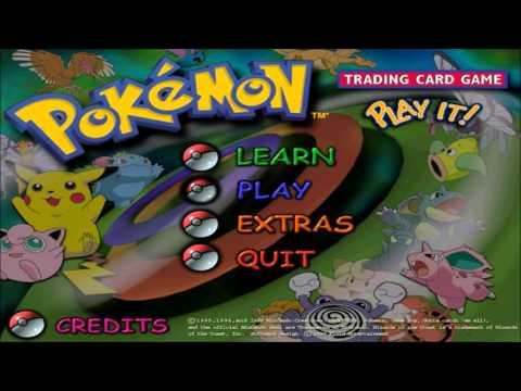 (The Original PC Version) Pokemon Play It! Trading Card Game
