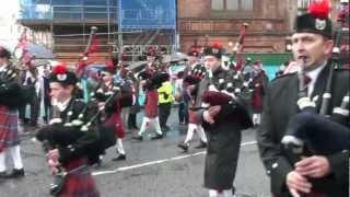 Lockerbie Pipe Band, Gala Day 2012, 3