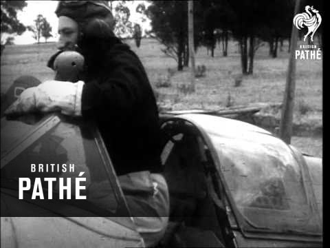 Fleet Air Arm Leave Sydney (1945)
