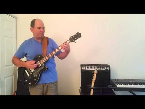 Crazy trick to getting a great tone on a Zoom G1Xon guitar processor!
