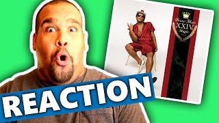 BRUNO MARS - 24K MAGIC [REACTION]