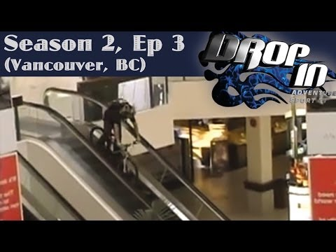Drop In Season 2 Ep. 3 Vancouver (Danger Dan Cowen, Nigel Quarless & Keith Howitt Guests)