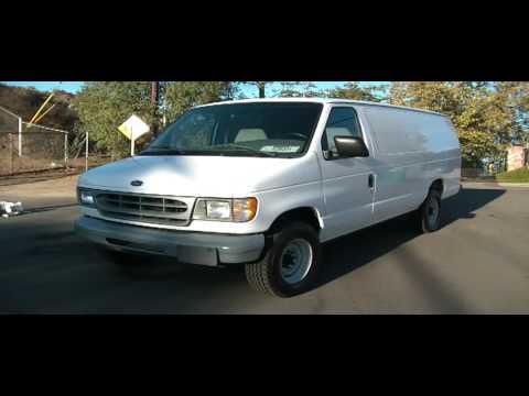 2000 econoline e350 cargo van camper etc 41 000 orig miles. Black Bedroom Furniture Sets. Home Design Ideas