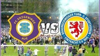 Aufstieg 2010 FC Erzgebirge Aue - Eintracht Braunschweig