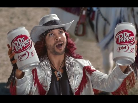 Diet Dr Pepper Commercial 2017 Lil' Sweet Home on the Range