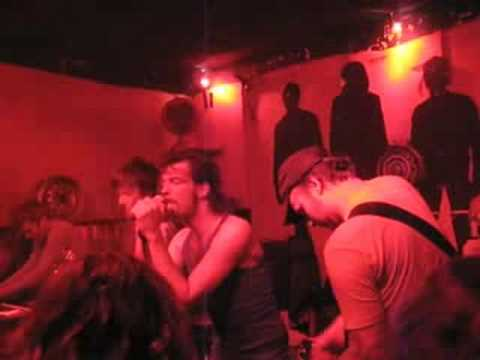 Cellophane Suckers @ Sonic Ballroom 2008