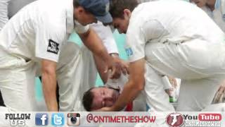 phil hughes died cricketer phillip hughes dead after bouncer hit head injury
