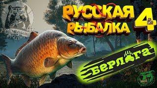 Когда супер клёв мелкой рыбы Русская рыбалка 4