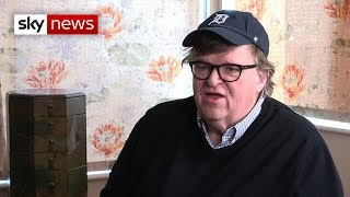 Documentary filmmaker Michael Moore talks about Trump's presidency and new film Fahrenheit 11/9
