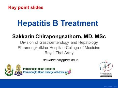 Chronic hepatitis B for internal medicine resident