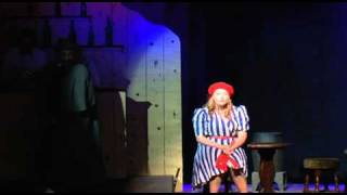 Holly williamson played the part of Sally in a recent production of...