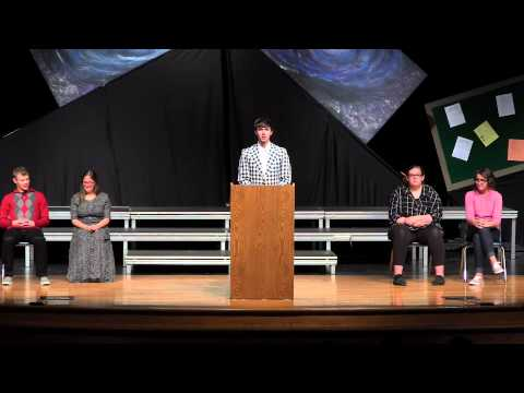 High Schooler's Guide to the Galaxy - DC-G High School Drama Department