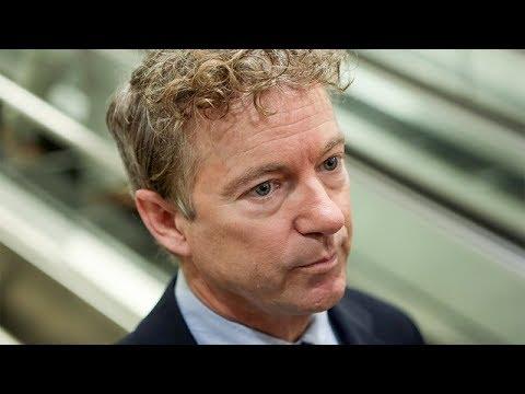 Rand Paul Isn't A Fan Of 'Buy American, Hire American'