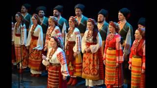 Кубанський козачий хор - Проводжала мати