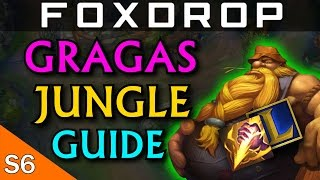 Season 6 Jungle Gragas Guide - League of Legends