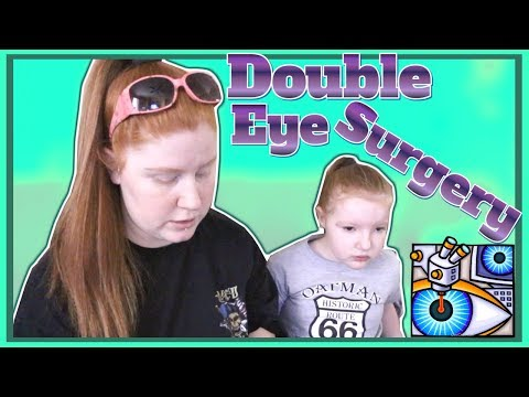 Esotropia: Double Eye Surgery?