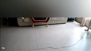 블랙앤데커 스팀청소기 아파트화재