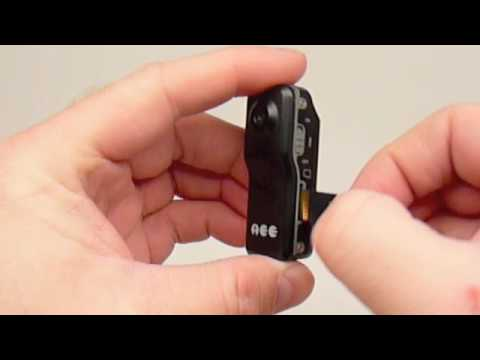 How to Use the Mini Digital Video Recorder - Instructional Video