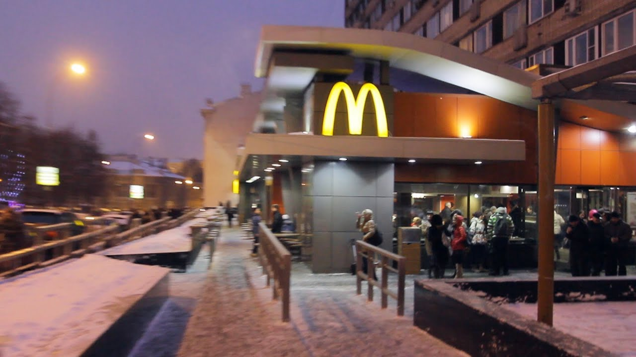 Business Case Studies, Going Global Case Study, McDonald's in Russia,Fast food