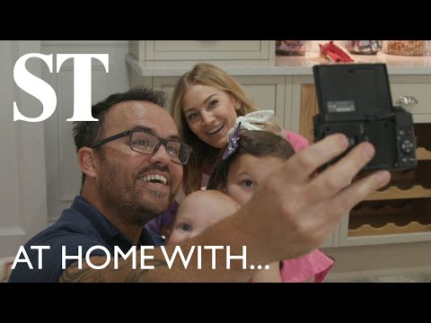 YouTube influencers make a living from family vlog | Sunday Times Magazine