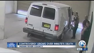 Controversy grows over inmate's death