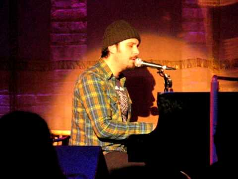 Greg Laswell - Embrace Me @ SPACE (Evanston, IL)