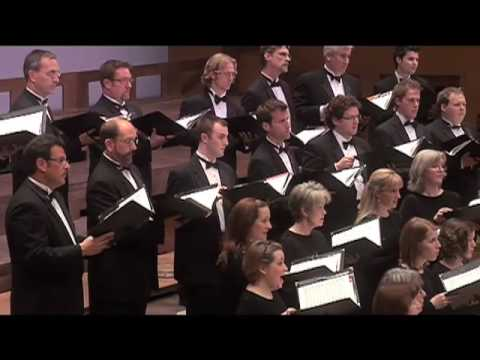 """Eric Whitacre conducts """"Leonardo Dreams of His Flying Machine"""""""