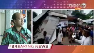 BNPB Kekurangan Alat Berat untuk Evakuasi Korban Gempa | KOMPASTV