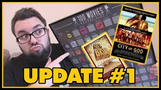 I Finally Watched Cİty Of God! | 100 Movies Bucket List UPDATE #1