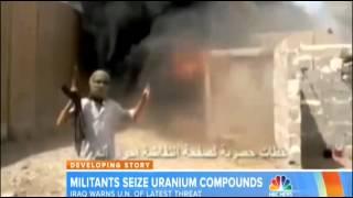 Iraq jihadists seize Uranium Compounds from Mosul university