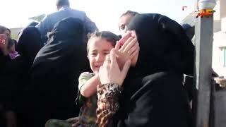 سكان الباغوز.. بين رحلة الهروب والبقاء كدروع لداعش