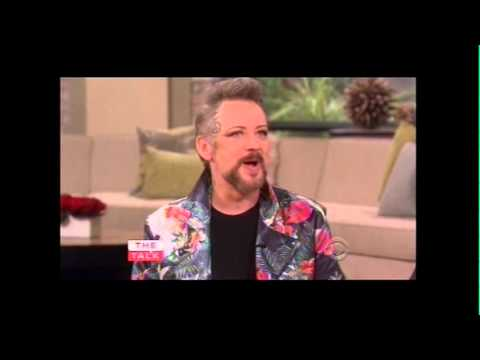 George on US Daytime TV February 17, 2014 (no commercials LOL)
