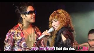 Doi Thay - Karaoke - Hong Ngoc Featured Tuan Hung