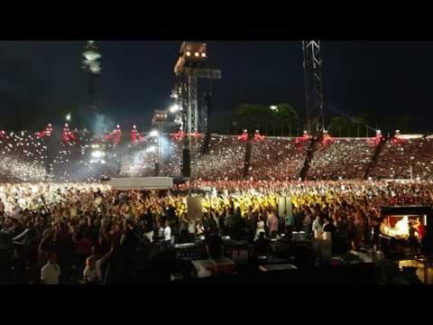 Andreas Gabalier - Hulapalu Live Olympia Stadion München 1.07.17