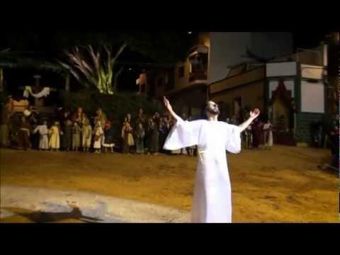 Trailer Pasión, Muerte y Resurrección de Jesucristo en Lomo Magullo 2012