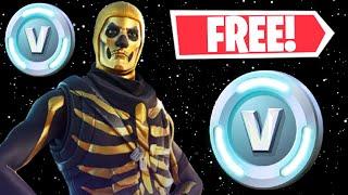 FREE V BUCKS GLÏTCH IN FORTNITE SEASON 8!