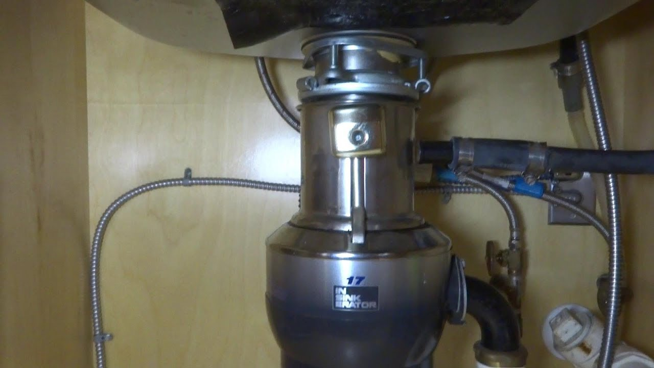 Insinkerator Garbage Disposal Switch Replacement