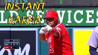 MLB Instant Karma