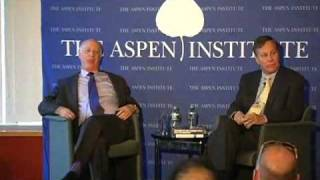 Paul Goldberger at the Aspen Institute