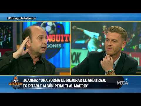 """Juanma Rodríguez:  """"El Madrid NO TIENE NADA QUE HACER en Liga con estos ARBRITRAJES"""""""