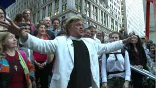 Reverend Billy Occupies Wall Street Thumbnail