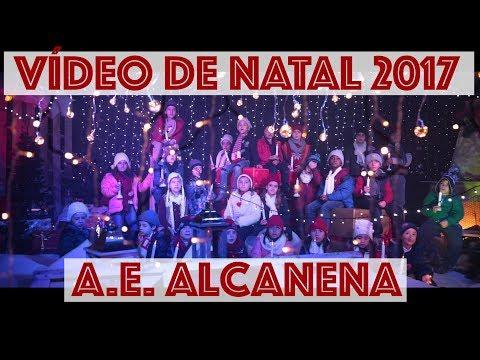 Vídeo de Natal 2017 - Agrupamento de Escolas de Alcanena