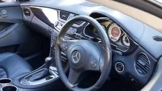 2008 Mercedes Benz CLS350 Coup…